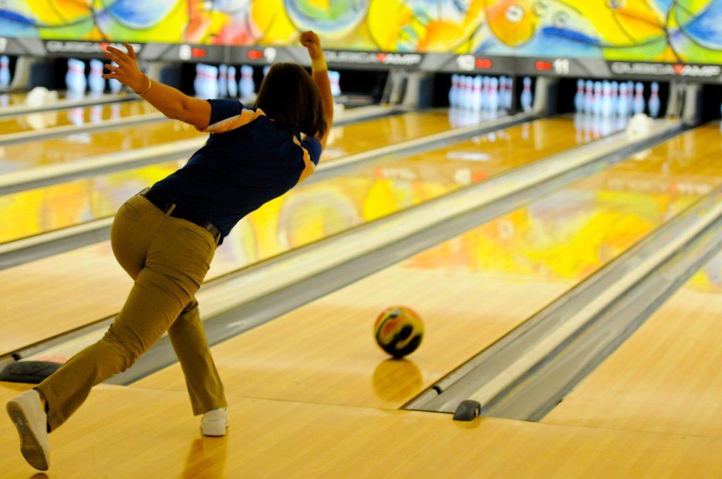 randi helyszínek télen, bowling
