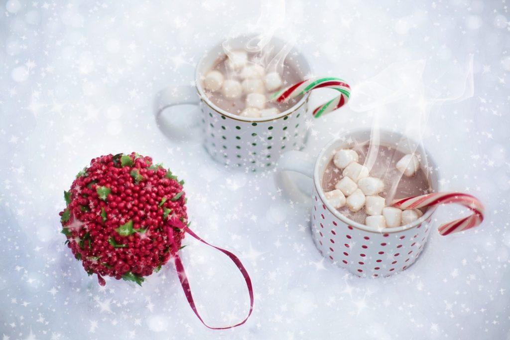 randi helyszínek télen, forró csoki