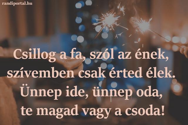 karácsonyi szerelmes idézetek, csillog a fa