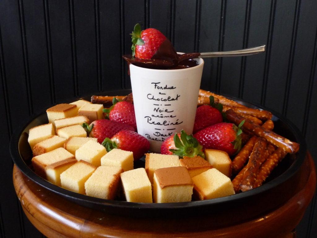 csoki fondue